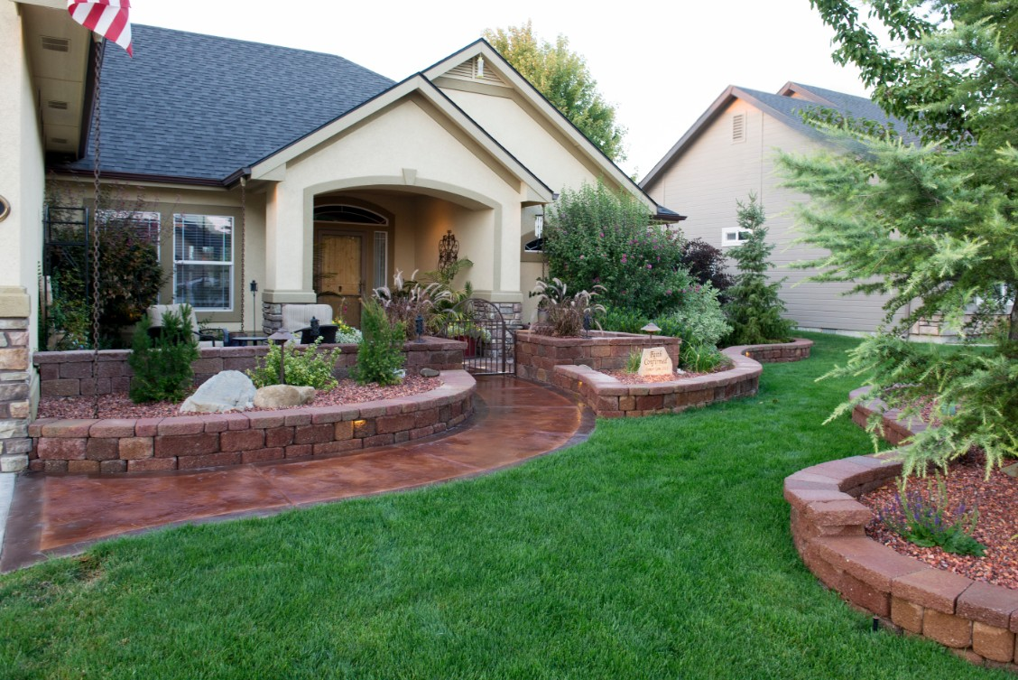 leatham landscaping idaho